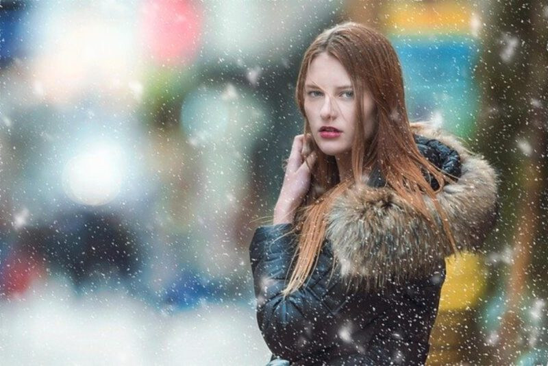 Idelany krem do twarzy na zimę
